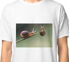 hang on little buddy....i'll save you Classic T-Shirt