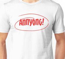 Annyong! Unisex T-Shirt