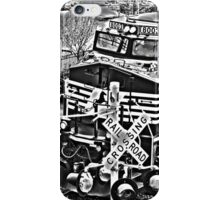 Norfolk & Southern HDR Train iPhone Case/Skin