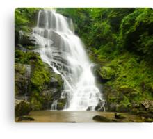 Enchanting Eastatoe Falls! Canvas Print