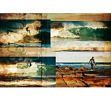 Surf Addicts Photographic Print