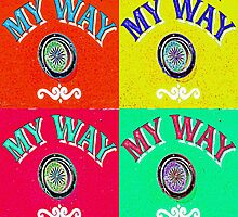 My Way Club Soda by kcblack