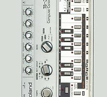 Roland 303 Bass Synth by Tim Topping