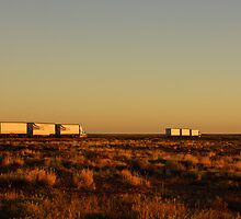 Road Trains by PerkyBeans