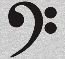 Bass Clef by Framerkat