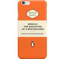 Arnold Schwarzenegger - Penguin Classic iPhone Case/Skin