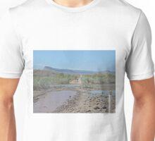 Bluey O'Malleys crossing, Pentecost River, Kimberley, W.A. Unisex T-Shirt