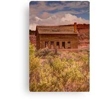 House of Five Doors Canvas Print