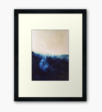 Untitled View for You Framed Print