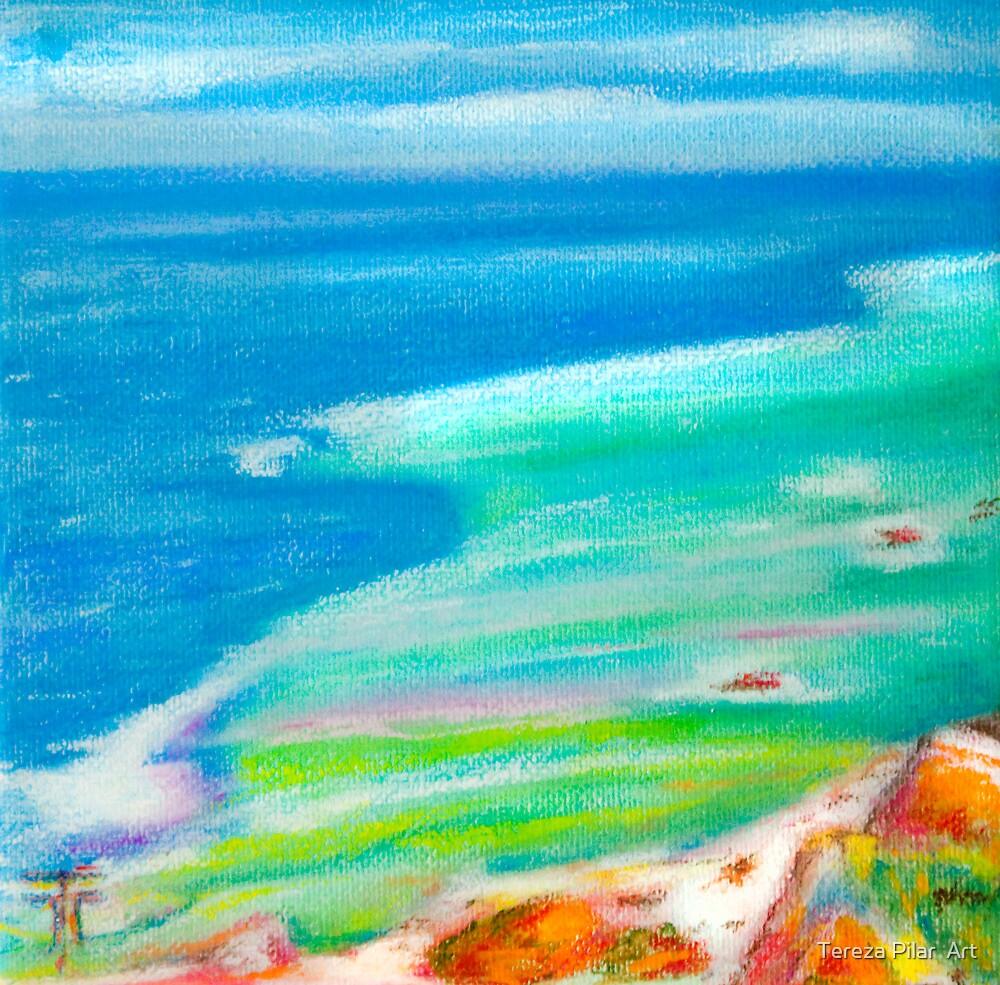 pastel . Cabo da Roca by terezadelpilar ~ art & architecture