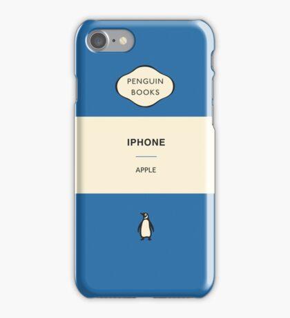 Iphone Penguin Classic Case Blue iPhone Case/Skin