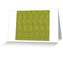 Wood Grain Greeting Card
