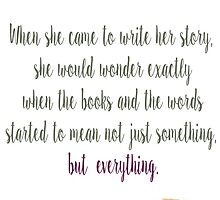 Book Thief Quote by HannahJill12