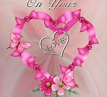 Wedding Congratulations .. card by LoneAngel