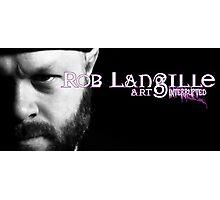 Rob Langille: Art, Interrupted Photographic Print