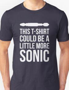Sonic T-shirt Unisex T-Shirt