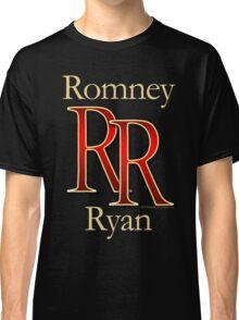 RR Romney Ryan Luxury Look T-Shirt Classic T-Shirt