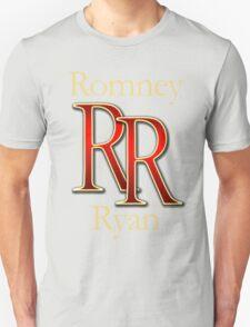 RR Romney Ryan Luxury Look T-Shirt T-Shirt