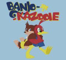 Banjo-Kazooie: FIM by RavishingRyan