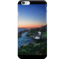 Twilight on the Water iPhone Case/Skin
