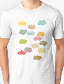 PASTELCAPZ! Unisex T-Shirt