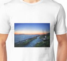 Twilight on the Water Unisex T-Shirt