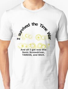 Time War Survivor T-Shirt