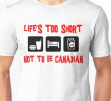 Funny  Canadian T-Shirt Unisex T-Shirt