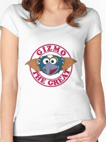 Gizmo the Great Women's Fitted Scoop T-Shirt