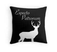 Expecto Patronum Throw Pillow