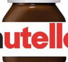 Nutella Heart Sticker