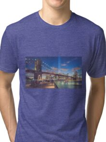 Trubute in Lights Tri-blend T-Shirt