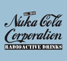 Nuka Cola Corporation (Fallout) by Vendetta17
