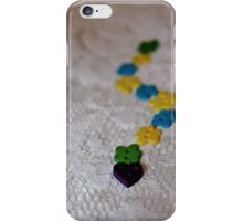 Heart String of Flowers [iPhone - iPod Case] iPhone Case/Skin