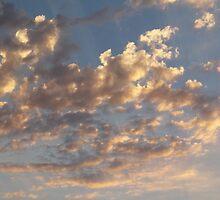Cloudy Sky by CliffordV