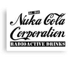 Nuka Cola Corporation (Fallout) Canvas Print