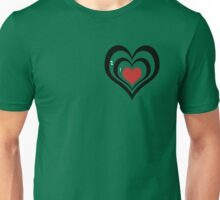 Grinch Heart Unisex T-Shirt