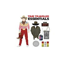 Back to the Future : Time Traveler Essentials 1885 Photographic Print