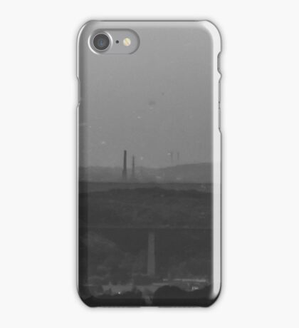 Yesterday Was Grey And Dull iPhone Case/Skin