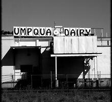 Umpqua Dairy by Jess Meacham