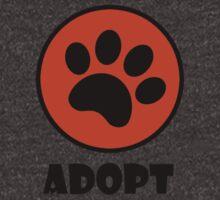 Adopt (Paw Print) by nyah14