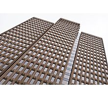 Office building. Photographic Print