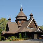 St. Mary's Ukrainian Catholic Church, Niagara by JamesTH