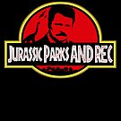 Jurassic Parks &amp; Rec by atlasspecter