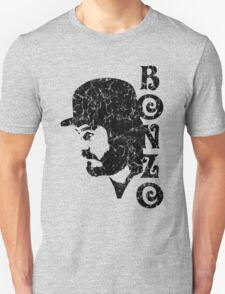 DISTRESSED BLACK BONZO T-Shirt