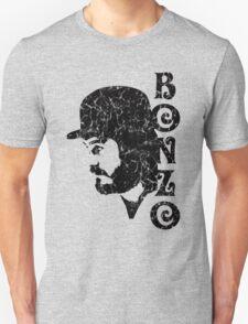DISTRESSED BLACK BONZO T-Shirt