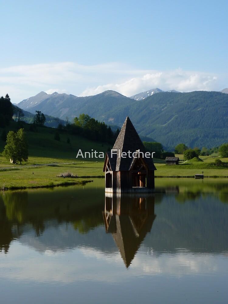 """""""Church Spire""""  Ranten, Austria by Anita  Fletcher"""