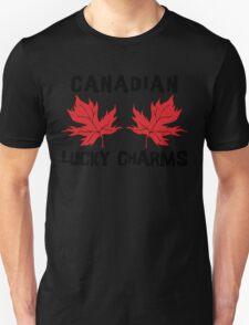 Canadian Lucky Charms Women's T-Shirt Unisex T-Shirt