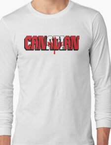 Canadian T-Shirt Long Sleeve T-Shirt