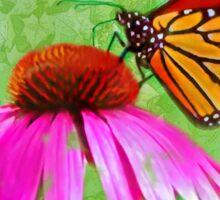 Monarch (butterfly) Sticker
